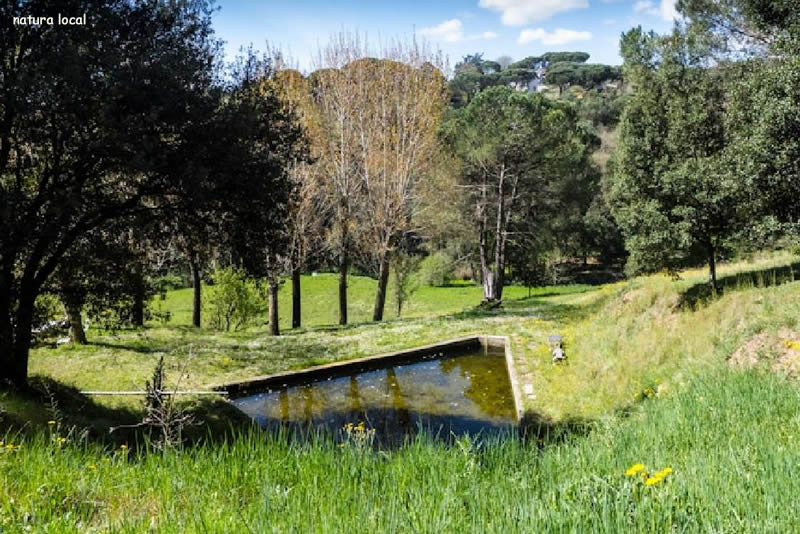 ruta de les fonts a Santa Maria de Palautordera