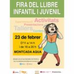 Fira del llibre infantil i juvenil a Montcada i Reixac