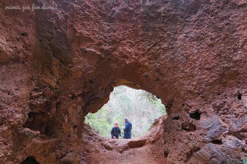 ruta de les fonts de Mura