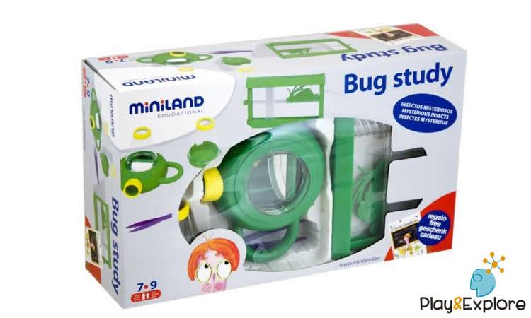 Bug Study, per veure de prop els insectes