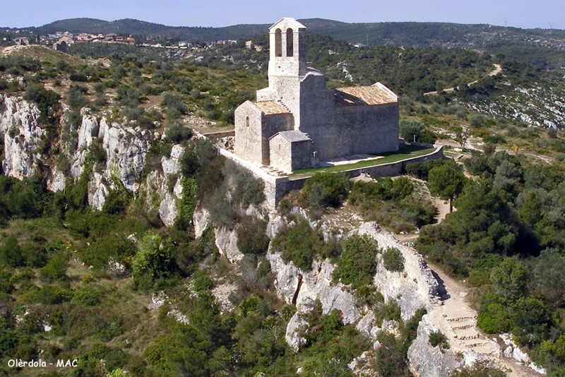 Puig de l'Àliga a Olèrdola – Parc Arqueològic