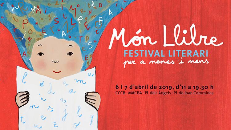 Món Llibre, festival literari per a nens