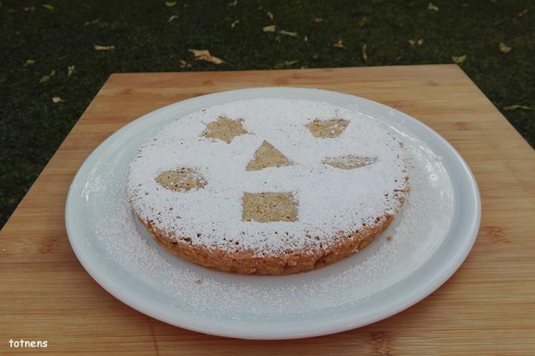recepta pastís de Santiago