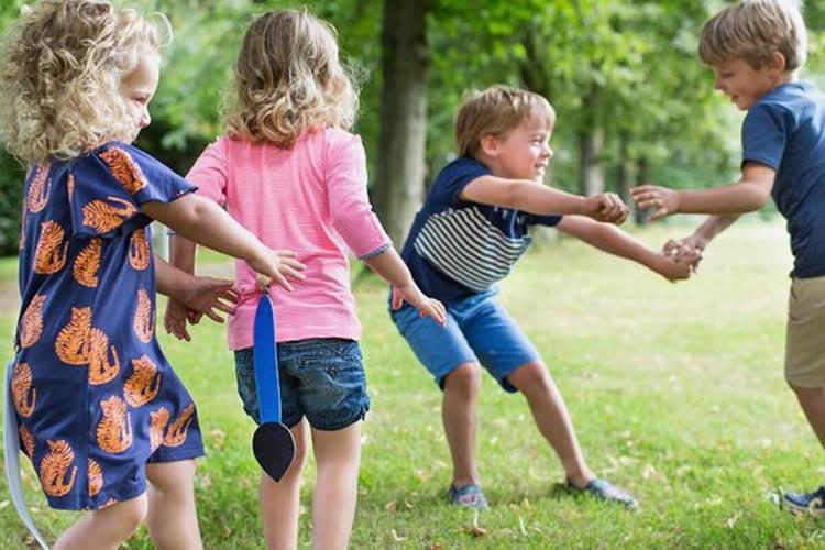 4 Jocs Per Jugar A L Aire Lliure Totnens