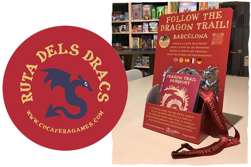 Cucafera Games – El Passaport de la Ruta dels Dracs