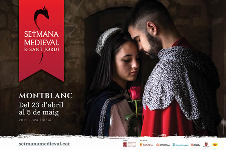 Setmana Medieval de Montblanc
