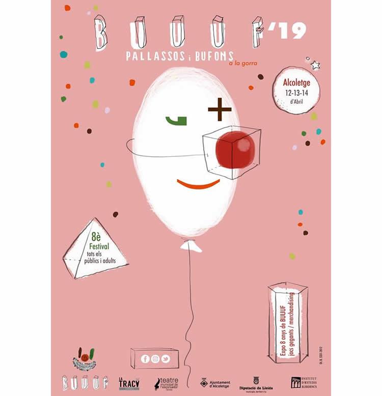 buuuf festival de pallassos i bufons 2019