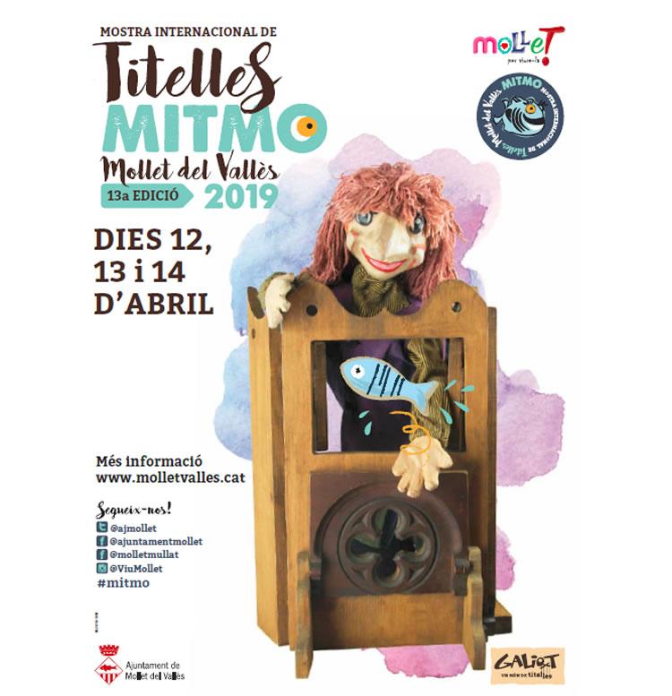 Mostra Internacional de Titelles de Mollet - MITMO