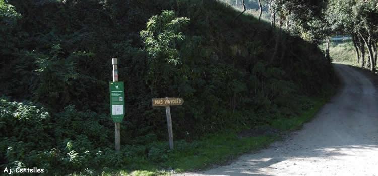 ruta Terra de Bruixes de Centelles