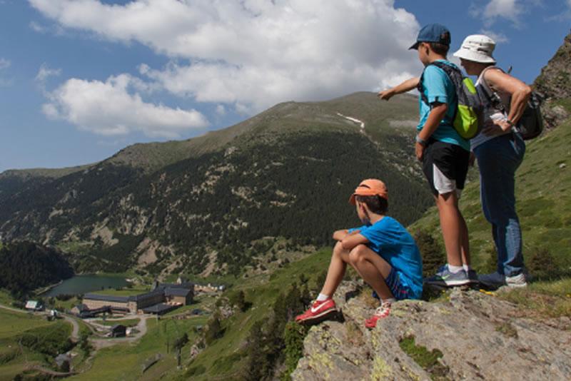 Miradors de la Vall de Núria