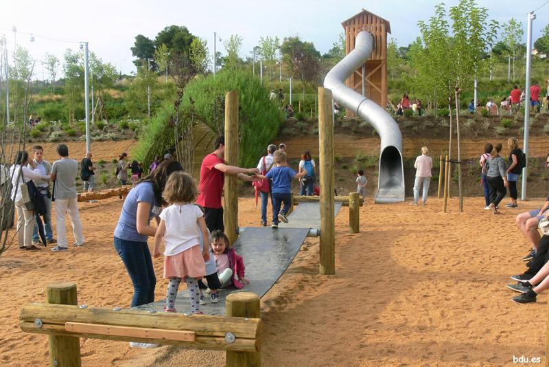 Parc Vallmora del Masnou
