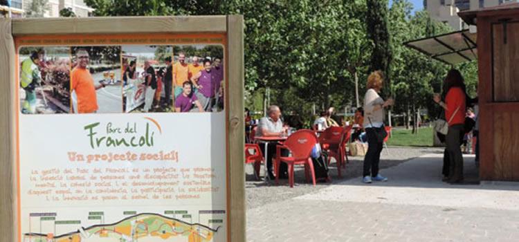 Parc del Francolí de Tarragona