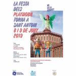 Festa Playmobil a Sant Antoni