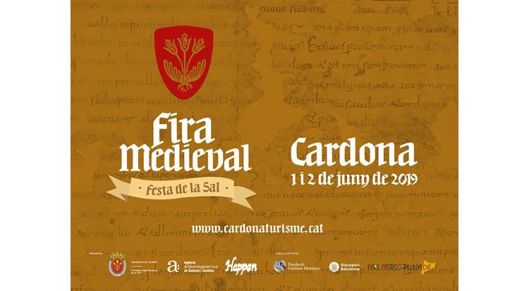 Fira Medieval - Festa de la Sal de Cardona