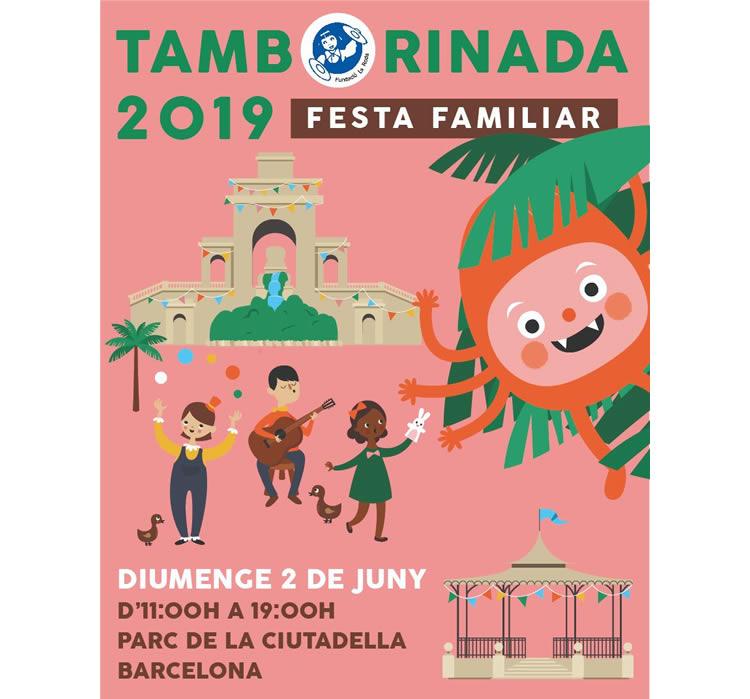 tamborinada festa familiar 2019