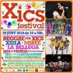Xics, Festival de música infantil al Moianès