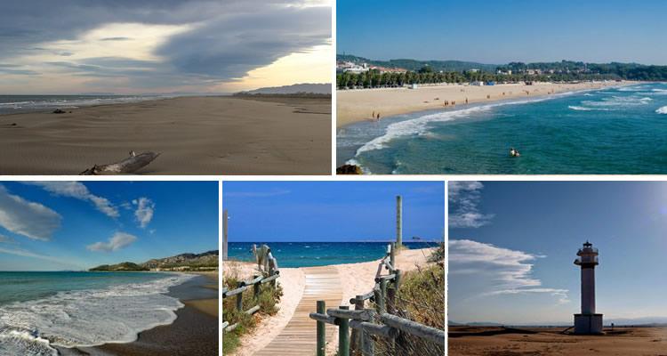 Les platges de la Costa de Tarragona amb nens