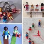 com reciclar figures Playmobil