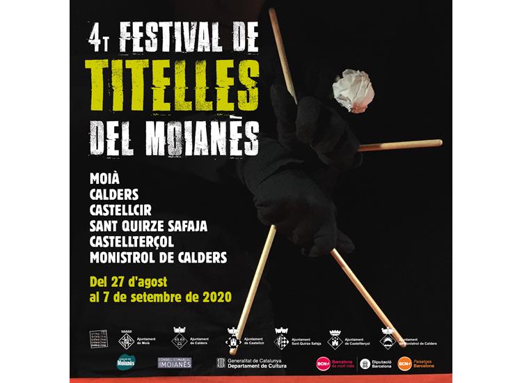 Festival de Titelles del Moianès 2020