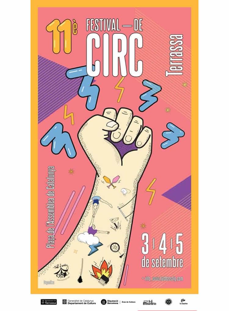 festival de circ de terrassa