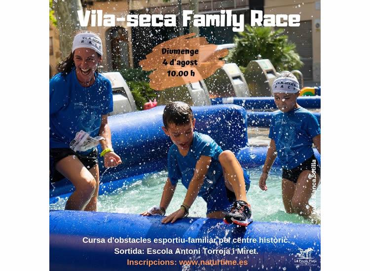 Vila-Seca Family Race 2019
