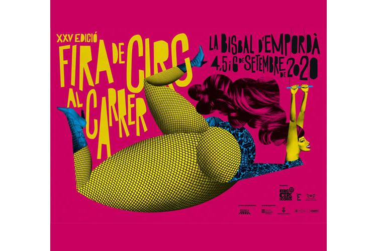 fira del circ al carrer la bisbal 2020
