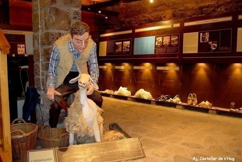 Museu del pastor de Castellar de n'Hug