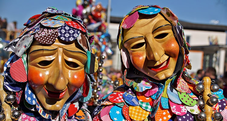 Carnaval amb nens
