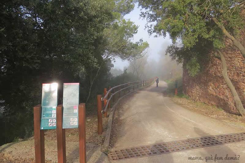 La font de la Portella (Sant Llorenç-Obac)