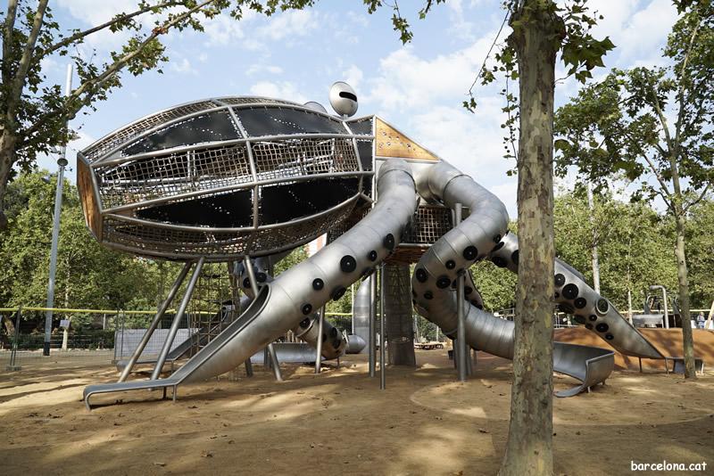 Parc de la Pegaso
