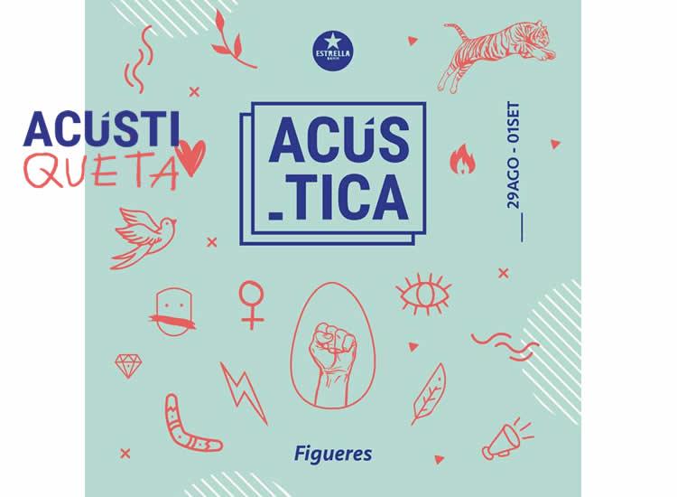 Acustiqueta, el festival familiar de l'Acústica de Figueres