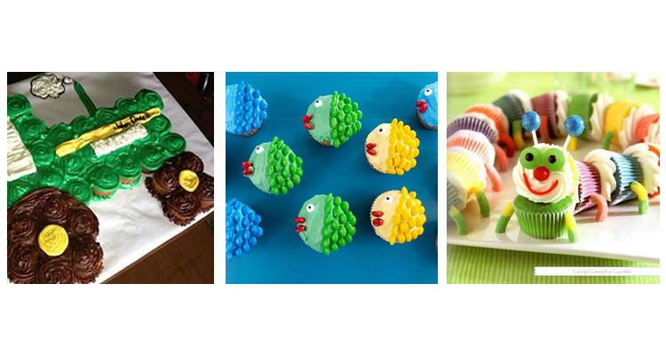 cupcakes per fer amb nens