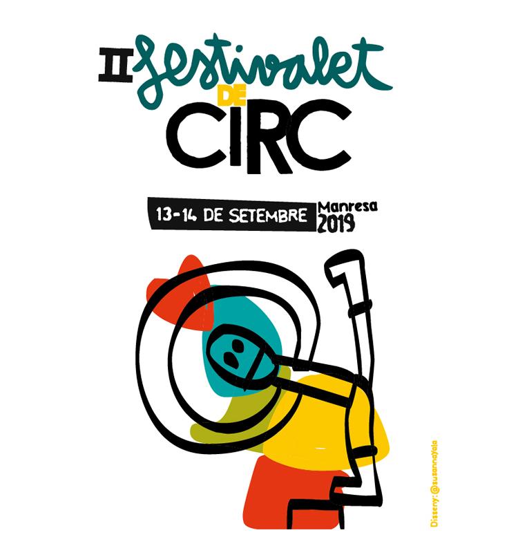 Festivalet de Circ a Manresa 2019