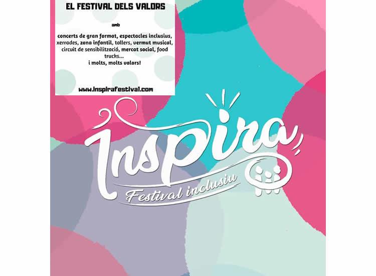 Inspira, festival inclusiu 2019