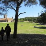 parc del montnegre i el corredor excursions amb nens