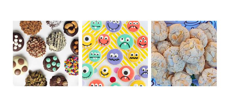 receptes de galetes per fer amb nens