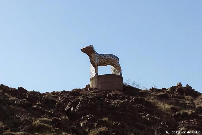 Monument al Gos d'Atura