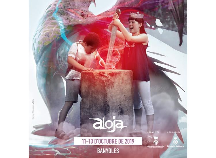 Fira Medival fantàstica de Banyoles 2019