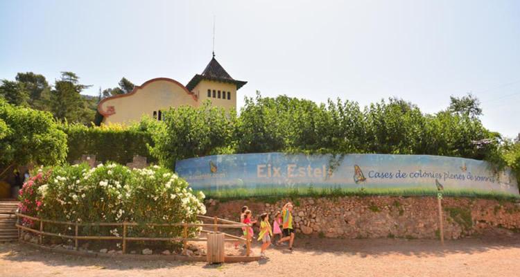 Casa de colonies La Llobeta