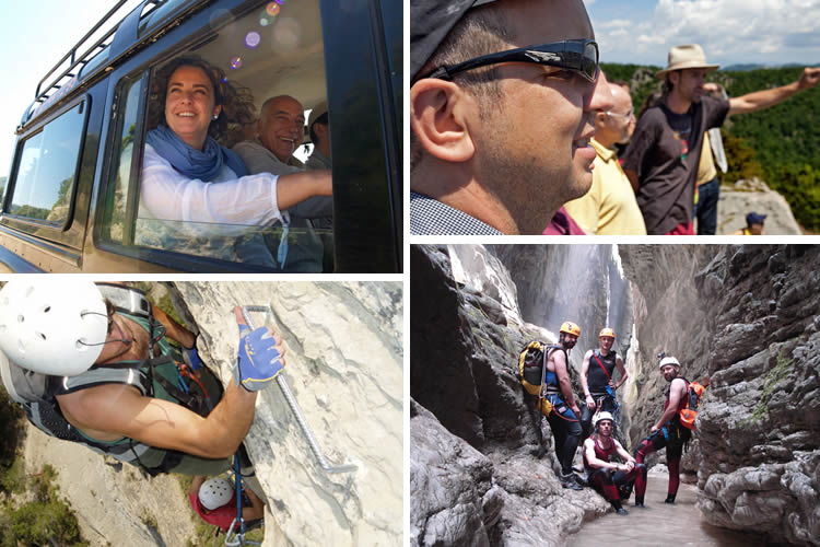 Turisme actiu al Collsacabra