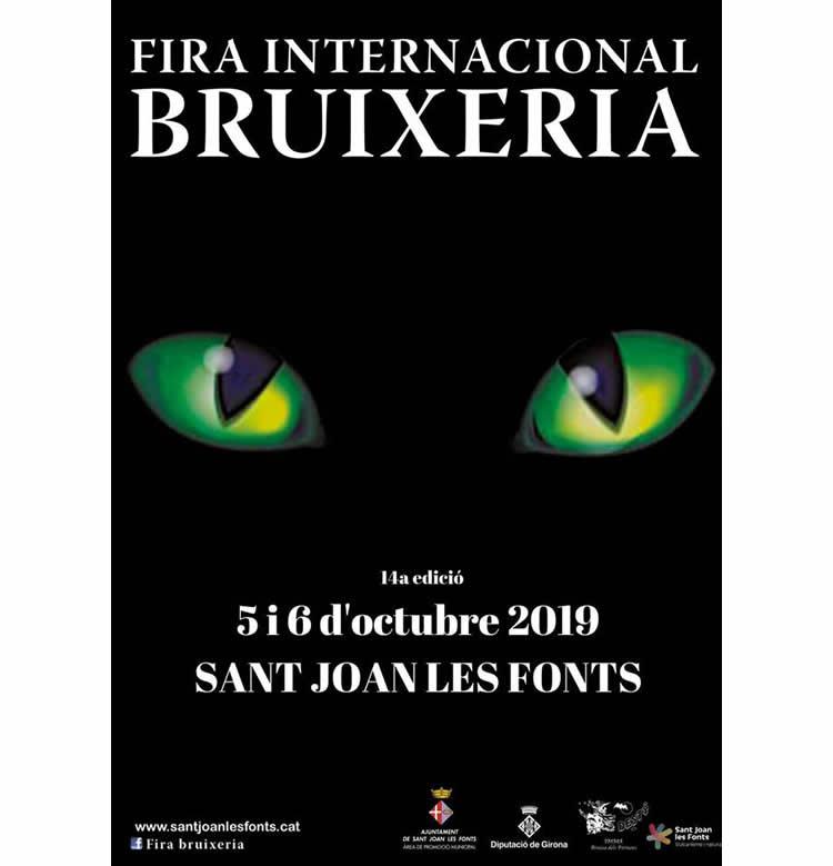 Festival internacional de bruixeria Sant Joan les Fonts 20119