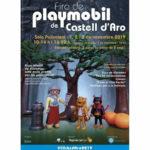 fira playmobil Castell d aro 2019