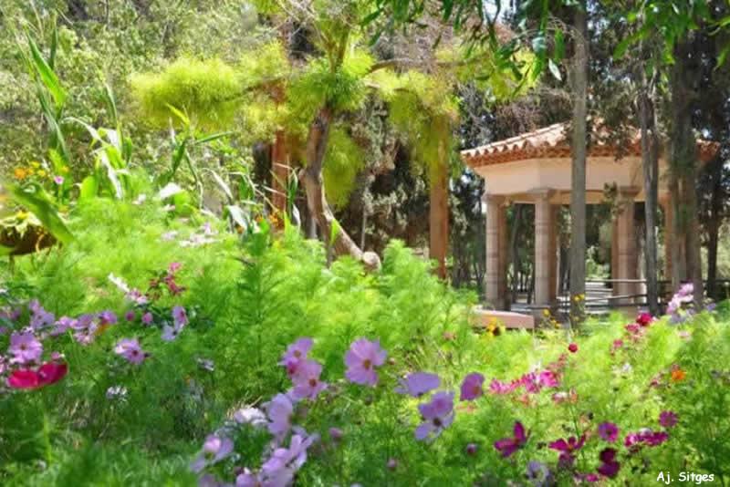 Jardins de Terramar de Sitges