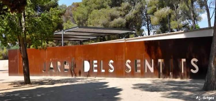 entrada Jardins Terramar de Sitges