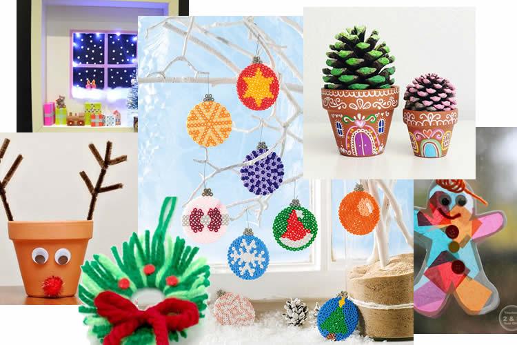 Detalls decoratius de Nadal
