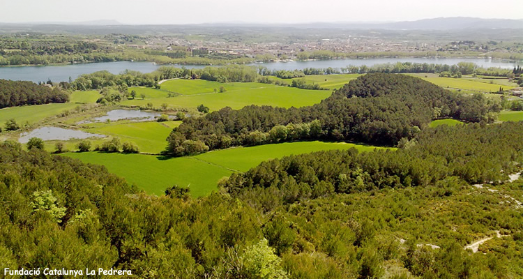 llac Banyoles i Espai Natural Can Morgat
