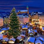 Mercat de Nadal al Port Vell de Barcelona