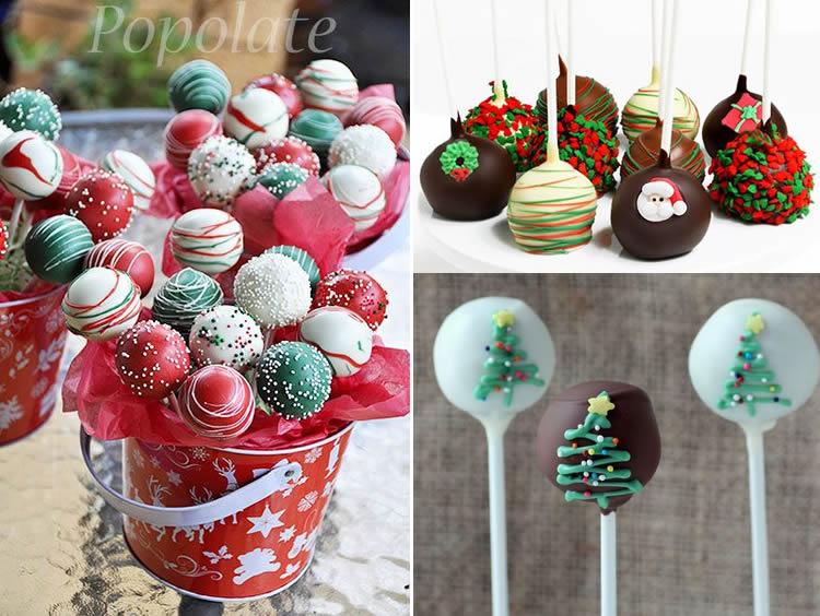 cake pops de nadal