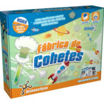 fabrica de cohetes de Science4you