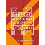 mercat medieval de vic 2019